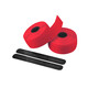 Selle Italia Smootape Classica Lenkerband Leder Gel 2,5 mm rot
